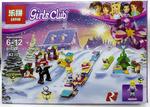 Конструктор Girls Club LEPIN NO.01041, 243 деталей,
