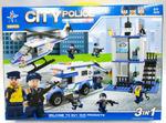 Конструктор City Police 3в1, 365дет