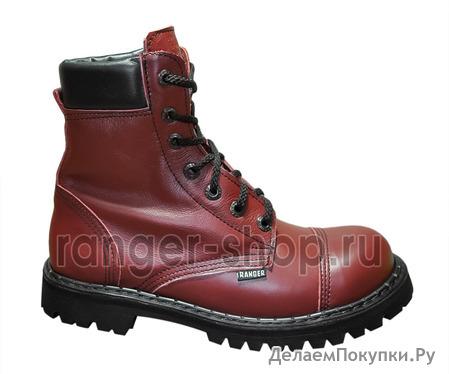 "Ботинки Ranger ""BORDO"" 7 колец кант, размер 34-48"