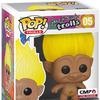 Funko POP! Trolls - Good Luck Trolls Yellow Troll #05 Exclusive