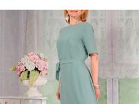 Платье 356-3 мята
