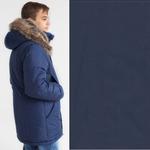 Мембранная ткань Добби Понж 240Т цвет синий