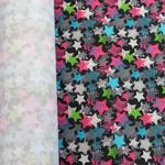 Курточная ткань дюспо 240Т цвет звезды