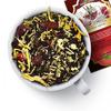 Черный ароматизированный чай Подвиги героя, 100 гр