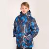 Куртка зимняя для мальчика, модель З53Х, цвет фристайл