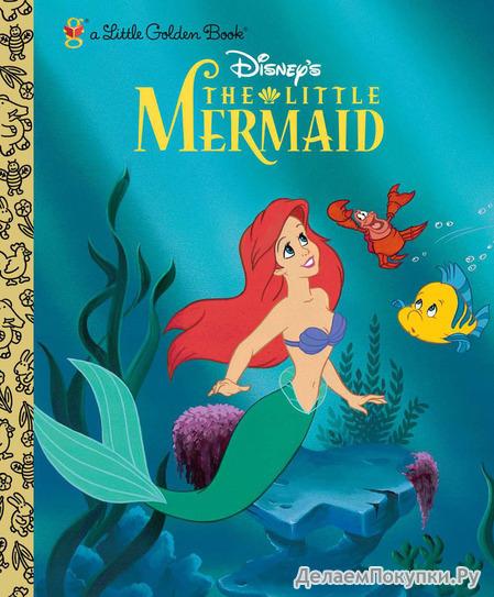 The Little Mermaid (Disney Princess) (Little Golden Book) Hardcover – September 23, 2003