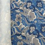 Курточная ткань дюспо 240Т цвет цветы