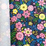 Курточная ткань дюспо 240Т цвет роспись