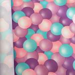 Курточная ткань дюспо 240Т цвет шарики