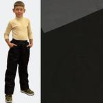 Курточная ткань дюспо 240Т цвет черный