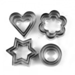 Форма для печенья COOKIE CUTTER SET (12 штук)