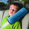 Подушка-накладка на ремень безопасности, синяя