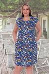 Платье 12412