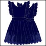 Сарафан СА-1151-3 синий школа 2020
