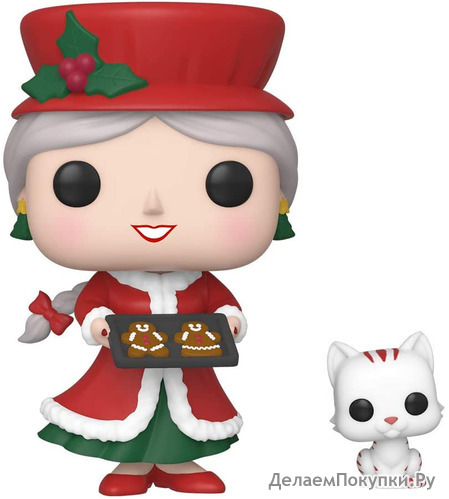 Funko Pop!: Holiday - Mrs. Claus