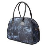 Дорожная сумка 0018 Синий Джинс