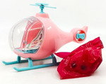 Кукла LOL в вертолете