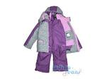 Комплект зимний(куртка+полукомбинезон) Blizz(Канада) для девочек.