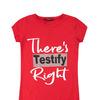 Платье-футболка для девочки BLUELAND BL2031