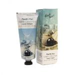 FarmStay Visible Difference Hand Cream Black Pearl Крем для рук с черным жемчугом, 100 мл