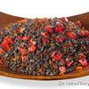 Чай Земляника со сливками порох (зеленый чай), 100 гр