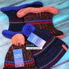 Комплект подростковый (шапка+снуд) №ШЛ397-2