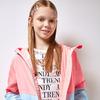 Куртка детская для девочек Shopen ассорти [20210130220#0]