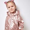 Плащ детский для девочек Rossini светло-розовый [20220630013#0]