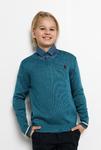 Джемпер детский для мальчиков Bugatti темно-зеленый [20110130201#0]