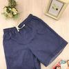 Женские шорты большой размер темно-синие