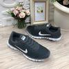 Женские кроссовки 8012-7 темно-серые