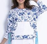 Блузка, размеры S.M.L
