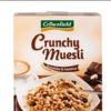 Мюсли с шоколадом и орехами Crownfield Crunchy Muesli — 600 гр
