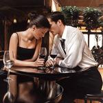 Картина по номерам Raduga (Paintboy) «романтический разговор за бокалом вина»