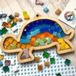 Набор для мозаики «ЧЕРЕПАХА»