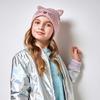 Куртка детская для девочек Wagner серебряный [20210130223#0]