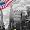"""НЬЮ-ЙОРК"" НАБОР ДЛЯ ВЫКЛАДЫВАНИЯ СТРАЗАМИ Артикул: АЖ-1763"