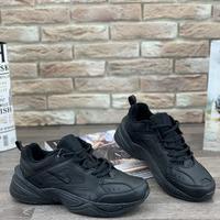 Мужские кроссовки 903-4 черные