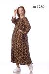 платье штапельш 1280