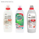 Шампунь для сухой чистки ковров и текстильных изделий Carpet DryClean. Концентрат, 0,5л