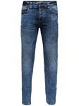 Брюки мужские, джинсовые новое поступление, мужские джинсовые брюки с разрезом 5 карманов