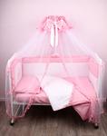 Комплект в кровать (Розовый)