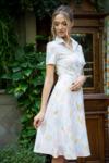 87-12 Платье