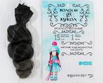"""Волосы - тресс для кукол """"Кудри"""" длина волос 15 см, ширина 100 см, №LSA063 3588508"""