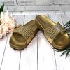 Сабо женские 1-1366/1 золото