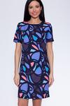 #13387 Платье Мульти
