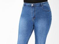 М-12 6617 Капри джинсовые