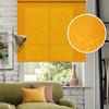 Luxe collection рулонные шторы  Адель, оранжевый