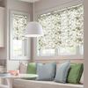 Рулонные шторы с принтом Глейд, коричневый