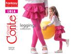 Леггинсы для девочек LOLA 14С-065ДЛСП